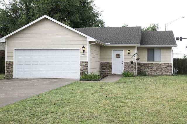 1661 N Harlan, Wichita, KS 67212 (MLS #582733) :: Graham Realtors