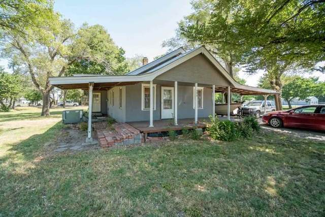 122 N Sheridan Ave 596 W. Main, Valley Center, KS 67147 (MLS #582744) :: On The Move