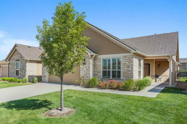 1020 E Cross Creek Pl, Derby, KS 67037 (MLS #582748) :: Graham Realtors