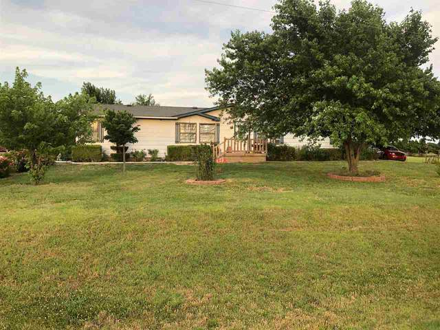 740 S 199th St W, Goddard, KS 67052 (MLS #582758) :: Keller Williams Hometown Partners