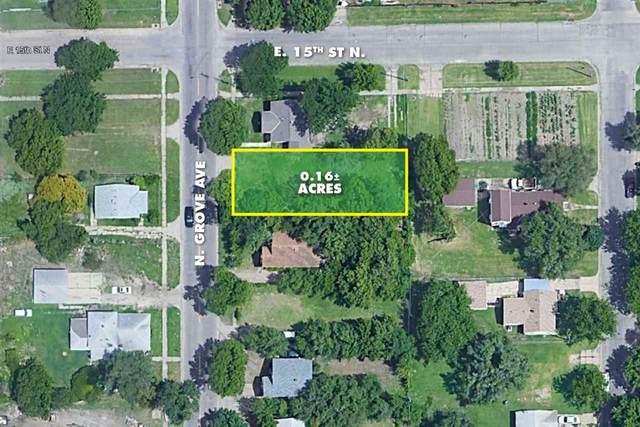 1546 N Grove Ave, Wichita, KS 67214 (MLS #582808) :: Pinnacle Realty Group