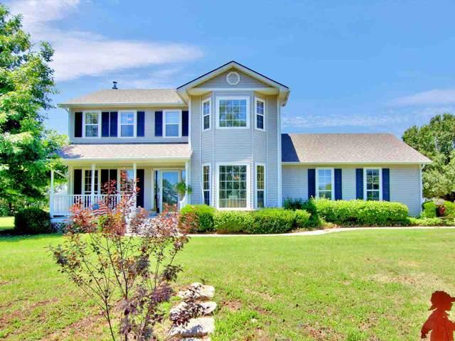 8713 S West St, Haysville, KS 67060 (MLS #582845) :: Lange Real Estate