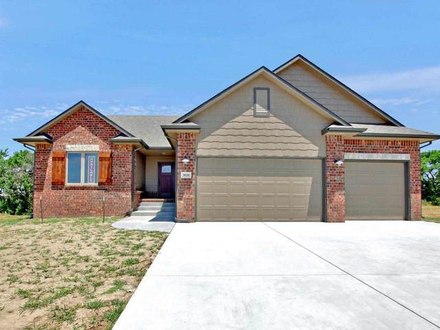 3020 E Fairchild Ct, Park City, KS 67219 (MLS #582895) :: Lange Real Estate
