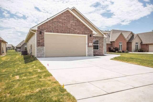 5125 N Brookstone St, Bel Aire, KS 67226 (MLS #582899) :: Kirk Short's Wichita Home Team