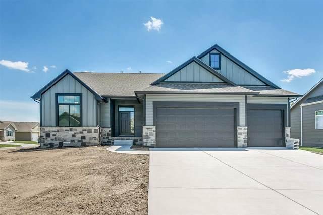 2503 N Quartz St, Andover, KS 67002 (MLS #582914) :: Keller Williams Hometown Partners