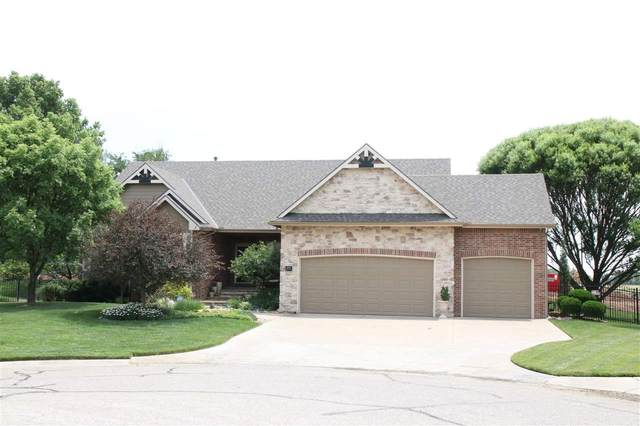 1517 S Auburn Hills Ct, Wichita, KS 67235 (MLS #582927) :: Graham Realtors