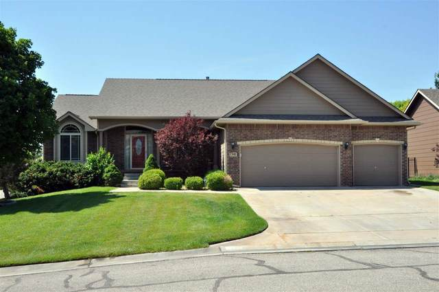 1341 S Auburn Hills Ct, Wichita, KS 67235 (MLS #582933) :: Graham Realtors