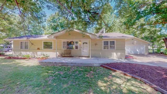 631 S Cheryl Ave, Wichita, KS 67209 (MLS #582937) :: Pinnacle Realty Group