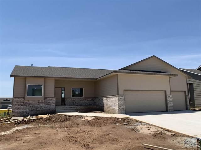 4613 S Flora Ct, Wichita, KS 67215 (MLS #582974) :: Graham Realtors