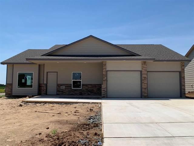 4617 S Flora Ct, Wichita, KS 67215 (MLS #582976) :: Graham Realtors