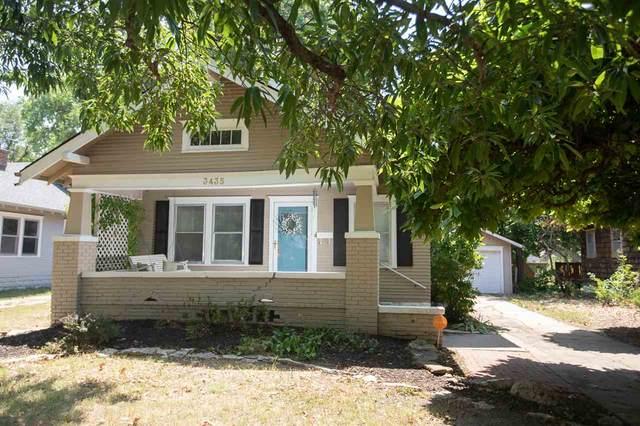 3435 E Murdock St, Wichita, KS 67208 (MLS #582986) :: Lange Real Estate