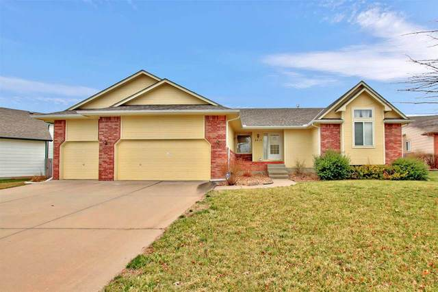 2415 N Regency Lakes Ct, Wichita, KS 67226 (MLS #582992) :: On The Move