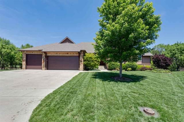 1687 E Cheyenne Pointe Ct, Andover, KS 67002 (MLS #583027) :: Lange Real Estate