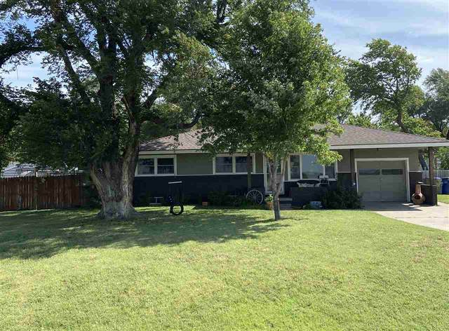 232 S Phelps Ave., Bentley, KS 67016 (MLS #583030) :: Graham Realtors