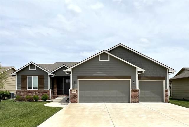 3720 S Westgate St, Wichita, KS 67215 (MLS #583043) :: Pinnacle Realty Group