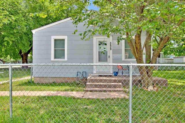 4629 E Bayley, Wichita, KS 67218 (MLS #583046) :: Lange Real Estate