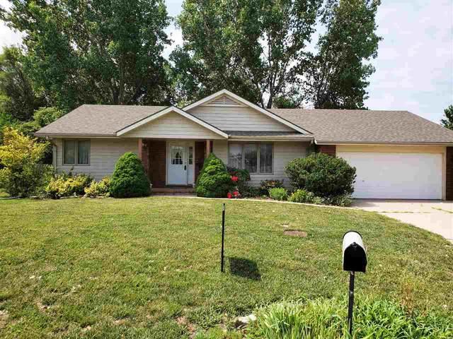 2609 Goldenrod Rd, North Newton, KS 67117 (MLS #583093) :: Lange Real Estate