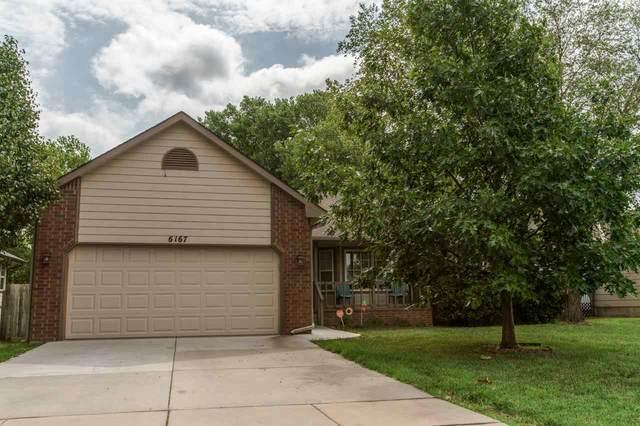 6167 E Quail Ridge Ct, Bel Aire, KS 67220 (MLS #583100) :: Kirk Short's Wichita Home Team