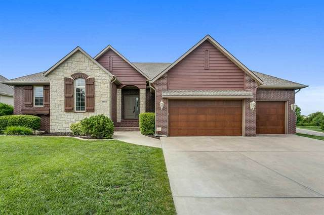 13505 E Boxthorn St, Wichita, KS 67228 (MLS #583118) :: Graham Realtors