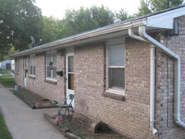 2317 S Mosley Ave 2319 S MOSLEY A, Wichita, KS 67211 (MLS #583127) :: Graham Realtors