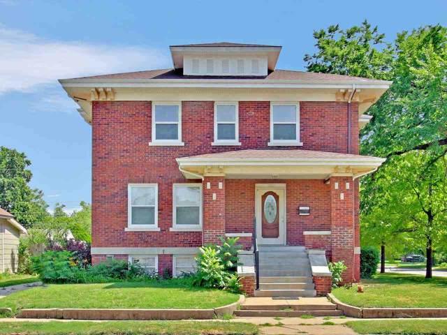1825 W Maple, Wichita, KS 67213 (MLS #583131) :: Graham Realtors