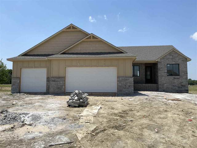 5825 E Wildfire St., Bel Aire, KS 67220 (MLS #583143) :: Kirk Short's Wichita Home Team