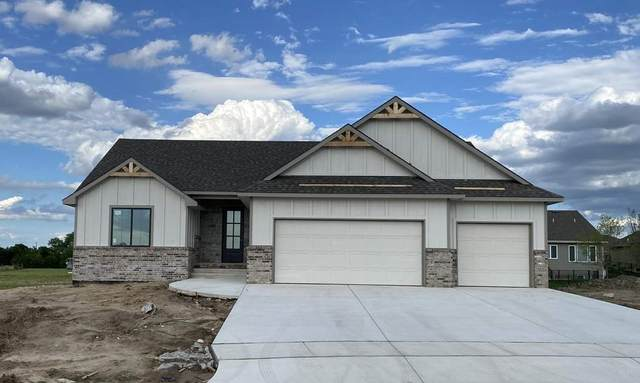 5816 E Wildfire St., Bel Aire, KS 67220 (MLS #583146) :: On The Move