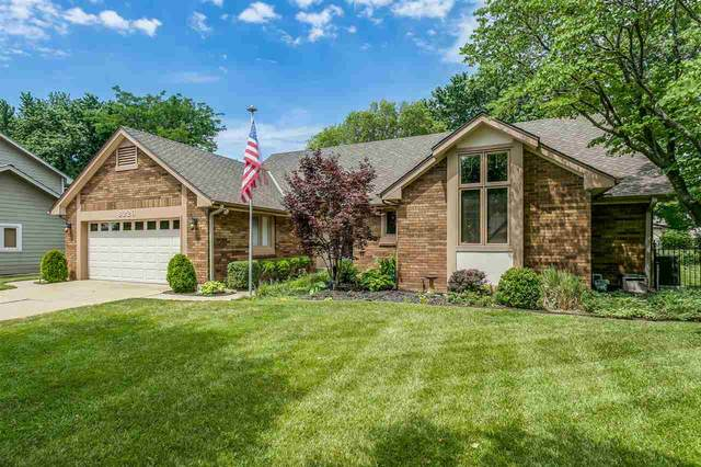8226 E Greenbriar Ct, Wichita, KS 67226 (MLS #583163) :: Lange Real Estate