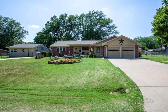 611 S Cheryl Ave, Wichita, KS 67209 (MLS #583171) :: Graham Realtors