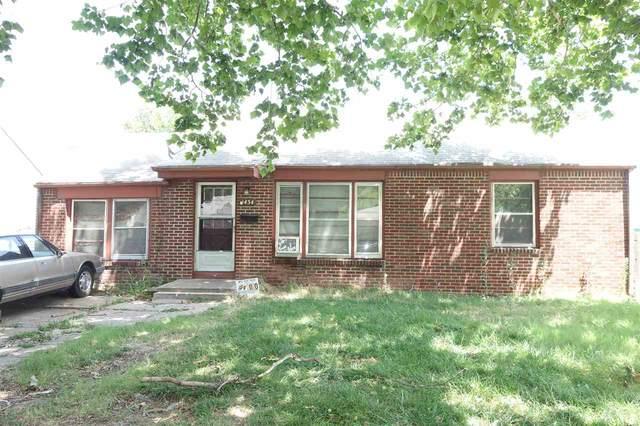 1434 N Belmont St, Wichita, KS 67208 (MLS #583208) :: On The Move