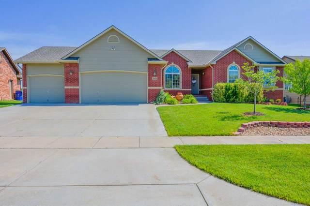 14908 W Lynndale, Wichita, KS 67235 (MLS #583209) :: Pinnacle Realty Group