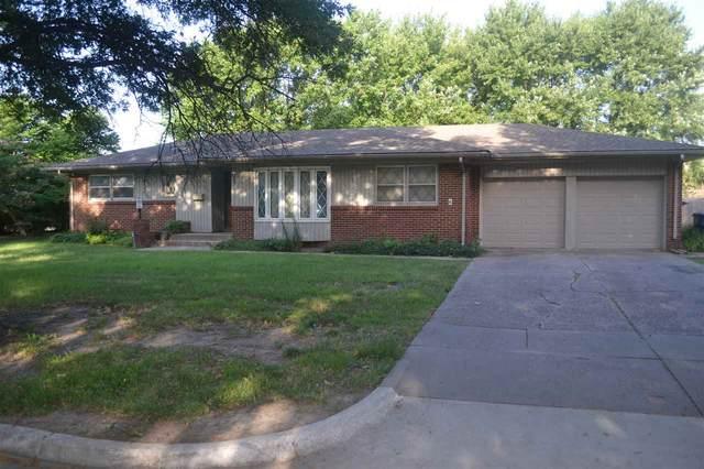 501 N Saint James St, Wichita, KS 67206 (MLS #583212) :: On The Move