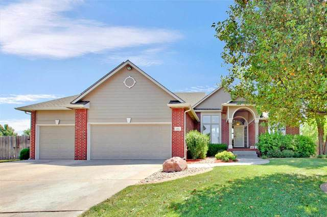 626 N Thoroughbred Ct, Wichita, KS 67235 (MLS #583214) :: Graham Realtors