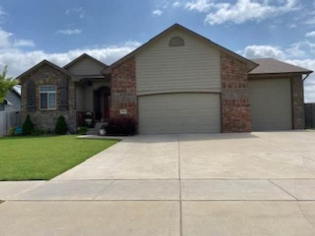 1312 N Spring Ridge Dr, Derby, KS 67037 (MLS #583215) :: Preister and Partners | Keller Williams Hometown Partners