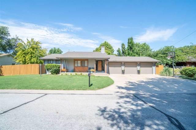 1921 N Pleasantview Cir, Wichita, KS 67203 (MLS #583219) :: Preister and Partners | Keller Williams Hometown Partners