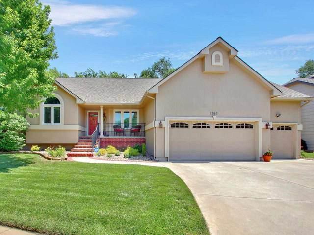1362 N Hickory Creek St, Wichita, KS 67235 (MLS #583220) :: Preister and Partners | Keller Williams Hometown Partners