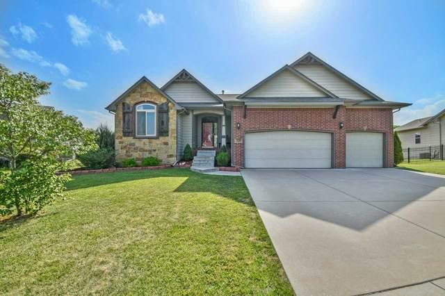 13211 E Gilbert Ct, Wichita, KS 67230 (MLS #583223) :: Preister and Partners | Keller Williams Hometown Partners