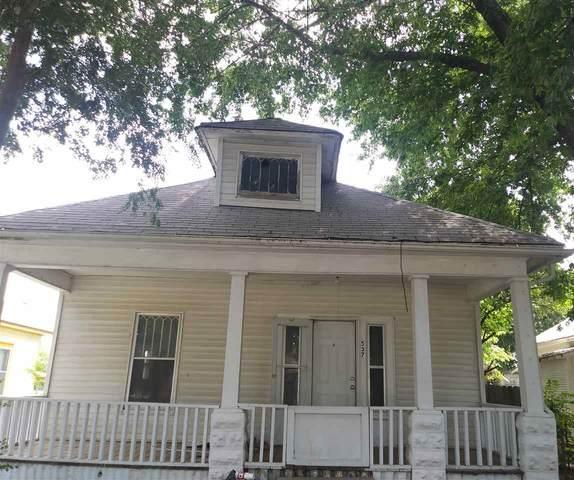 537 E 3rd Ave, Hutchinson, KS 67501 (MLS #583225) :: Graham Realtors