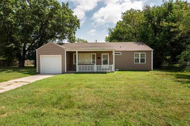 2538 S Kansas Ave, Wichita, KS 67216 (MLS #583227) :: Preister and Partners | Keller Williams Hometown Partners