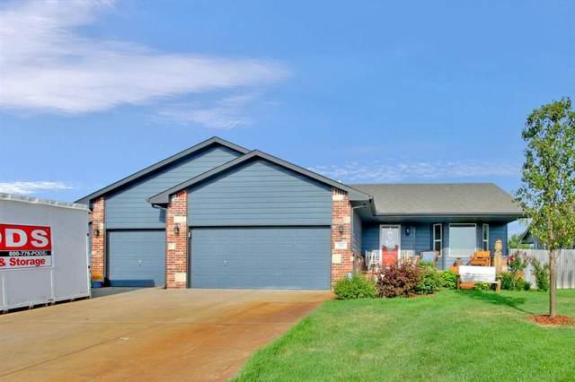 251 S Stoneridge, Valley Center, KS 67147 (MLS #583231) :: Preister and Partners | Keller Williams Hometown Partners