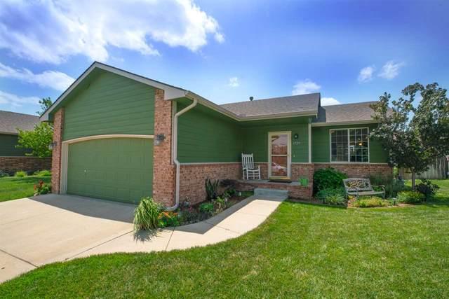 1729 S Herrington St, Wichita, KS 67207 (MLS #583241) :: On The Move