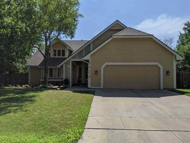 2424 N Governeour St, Wichita, KS 67226 (MLS #583258) :: On The Move