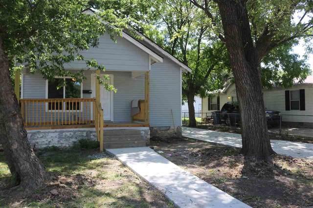 1824 S Palisade Ave, Wichita, KS 67213 (MLS #583260) :: On The Move