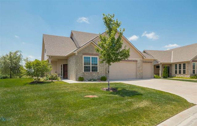 4731 N Prestwick Ave, Bel Aire, KS 67226 (MLS #583261) :: On The Move
