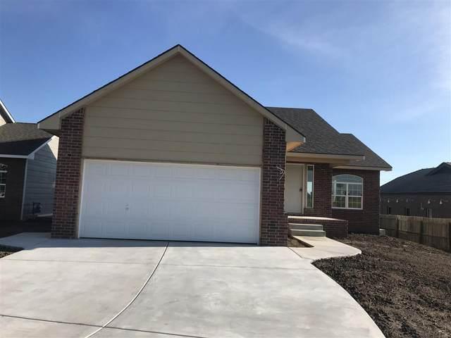 1630 S Smithmoor Ct, Wichita, KS 67207 (MLS #583266) :: On The Move