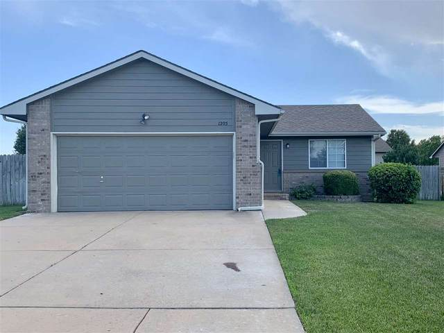 1205 N Seasons Ct, Goddard, KS 67052 (MLS #583267) :: Keller Williams Hometown Partners
