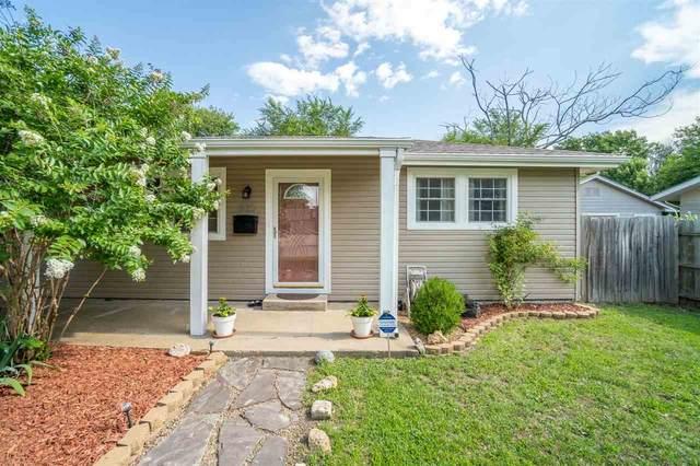 820 W Savannah St, Wichita, KS 67217 (MLS #583281) :: On The Move