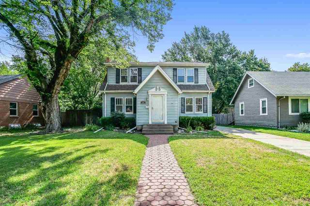 616 N Pershing, Wichita, KS 67208 (MLS #583288) :: On The Move