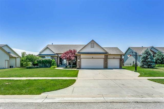 13907 E 22nd St N, Wichita, KS 67228 (MLS #583289) :: On The Move