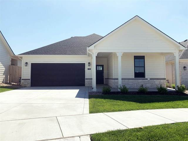 3726 N Bedford, Wichita, KS 67226 (MLS #583291) :: On The Move